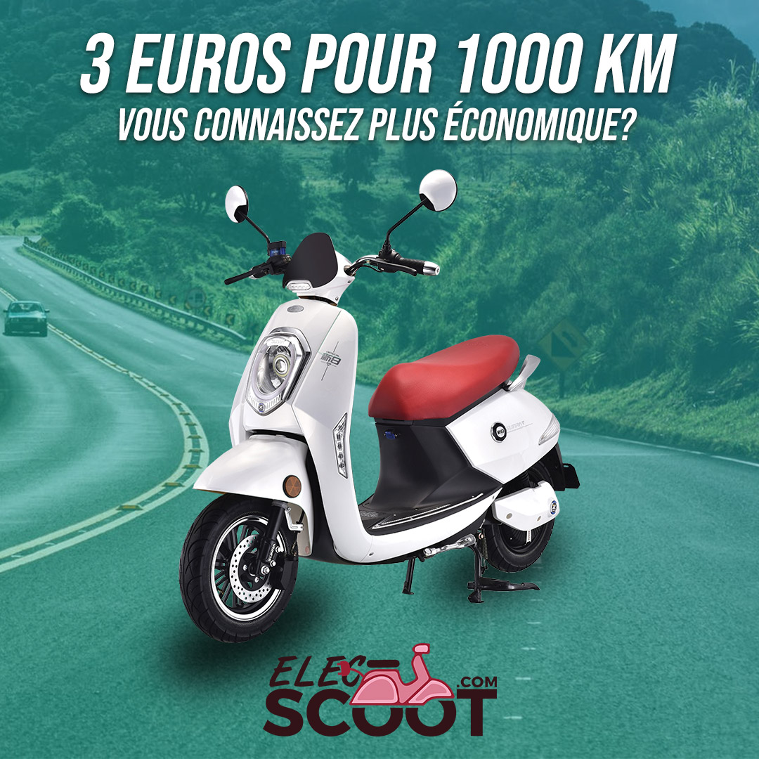 Grace sunra scooter électrique pas cher