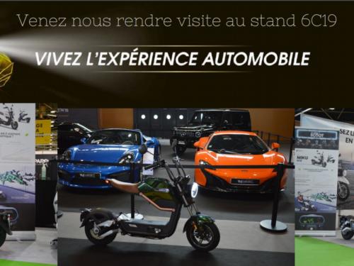 Salon de l'automobile Lyon 2019